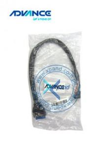 CABLE ADAPTADOR INTERNO ADVANCE USB3TO2, DE USB 3.0 A USB 2.0.