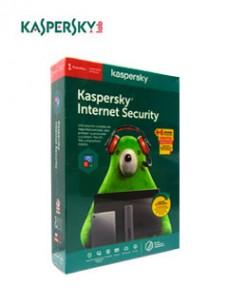 SOFTWARE KASPERSKY INTERNET SECURITY, 1PC, PRESENTACIÓN EN CAJA. PROTEGE DE VIRUS