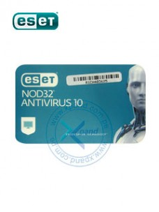 ANTIVIRUS ESET NOD32 ANTIVIRUS 10, SUSCRIPCION POR 1 AÑO, PARA 1 EQUIPO ASUS.
