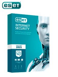 ESET INT SECURITY 2021 1PC