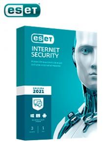 ESET INT SECURITY 2021 3PC
