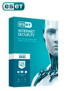 ESET INT SECURITY 2021 6PC