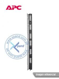ORGANIZADOR VERTICAL DE CABLES APC AR7585, 2 PIEZAS, PARA GABINETES NETSHELTER SX, 45