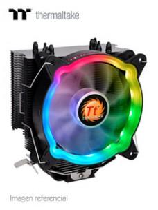 ENFRIADOR DE CPU THERMALTAKE UX200 ARGB LIGHTING,COMPATIBLE CON AMD INTEL. SOCKET