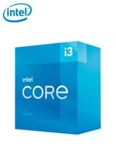 PROCESADOR INTEL CORE I3-10105, 3.70   4.40 GHZ, 6 MB CACHÉ L3, LGA1200, 65W, 14 NM.[