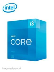 PROCESADOR INTEL CORE I3-10105F 3.70   4.40 GHZ, 6 MB CACHÉ L3, LGA1200, 65W, 14 NM.[