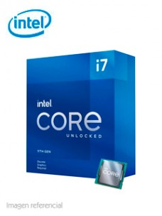 PROCESADOR INTEL CORE I7-11700KF 3.60   5.00 GHZ,16 MB CACHÉ L3, LGA1200, 125W, 14 NM