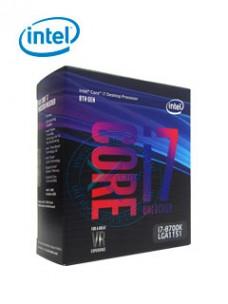 PROCESADOR INTEL CORE I7-8700K, 3.70 GHZ, 12 MB CACHÉ L3, LGA1151, 95W, 14 NM. VI