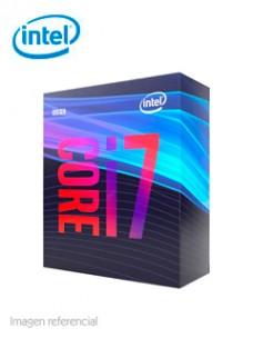 PROCESADOR INTEL CORE I7-9700, 3.00 GHZ, 12 MB CACHÉ L3, LGA1151, 65W, 14 NM. TEC