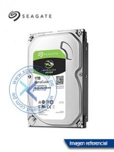 DISCO DURO SEAGATE BARRACUDA, 1 TB, SATA 6GB S, 64 MB CACHE, 3.5.