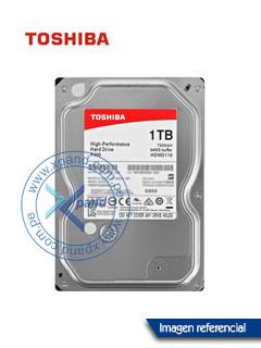 DISCO DURO TOSHIBA P300, 1TB, SATA 6.0 GB S, 7200RPM, 3.5.