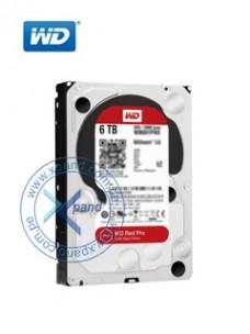 DISCO DURO WESTERN DIGITAL RED, 1 TB, SATA 6.0 GBPS, 64MB CACHE, 3.5.
