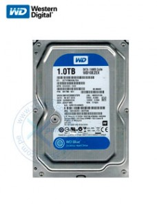 DISCO DURO WESTERN DIGITAL  WD10EZEX, CAPACIDAD 1TB, SATA 6GB S, FORMATO  3.5<BR>