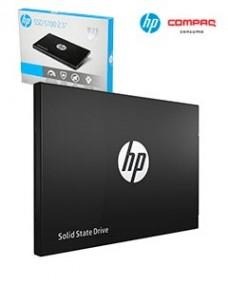 UNIDAD DE ESTADO SOLIDO HP S700, 250GB, SATA 6.0 GB S, 2.5, 7MM. VELOCIDAD DE ES
