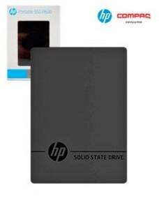 DISCO DURO EXTERNO ESTADO SÓLIDO HP P600, 500GB, USB 3.1 TIPO-C. VELOCIDAD DE LEC