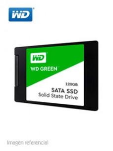 UNIDAD DE ESTADO SOLIDO WESTERN DIGITAL, 120GB, SATA 6.0 GBPS, 2.5, 7 MM. VELOCI