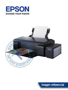 IMPRESORA DE TINTA CONTINUA EPSON L805, 38PPM   37PPM, 5760X1440 DPI, USB 2.0  WIFI.[