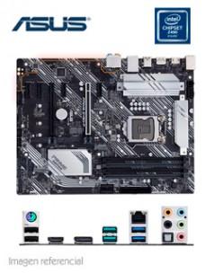 MOTHERBOARD ASUS PRIME Z490-P INTEL Z490, LGA1200, HDMI, DP, USB 3.2 GEN2 SOPORTA