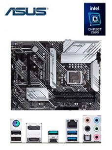 MB AS PRIME Z590-P S V L DDR4