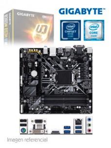 MOTHERBOARD GIGABYTE B365M DS3H, REV 1.0, LGA1151, B365, DDR4, SATA 6.0, USB 3.1