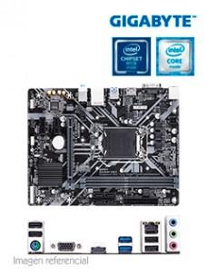 MOTHERBOARD GIGABYTE H310M M.2 2.0, REV 1.0, LGA1151, H310, DDR4, SATA 6.0, USB 3.1[