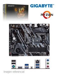 MOTHERBOARD GIGABYTE X570 UD, REV 1.0, AM4, X570,DDR4, SATA 6.0, USB 3.2, VD SN NW.[