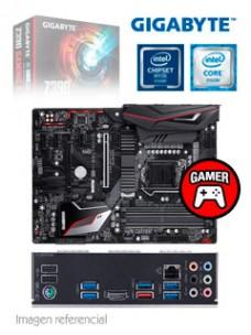 MOTHERBOARD GIGABYTE Z390 GAMING X, REV 1.0, LGA1151, Z390, DDR4, SATA 6.0, USB 3.1[