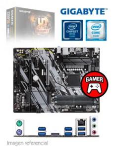 MOTHERBOARD GIGABYTE Z390 UD, REV 1.0, LGA1151, Z390, DDR4, SATA 6.0, USB 3.1 SOP