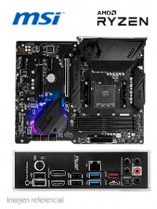 MOTHERBOARD MSI MPG B550 GAMING PLUS AMD B550 AM4SOCKET, HDMI, DP, USB 3.2 GEN 2