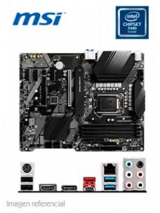 MOTHERBOARD MSI Z490-A PRO, INTEL Z490, LGA1200, DDR4, HDMI, DP, USB 3.2 GEN2 SOP