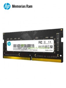 MEMORIA SO-DIMM HP S1 SERIES, 4GB DDR4 2666 MHZ, CL-19, 1.2V