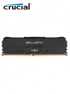 MEMORIA CRUCIAL BALLISTIX 8GB DDR4-3000 MHZ, PC4-24000, UDIMM, CL-15, 1.35V