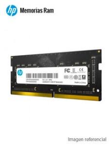 MEMORIA HP S1 SERIES, 8GB, DDR4, SO-DIMM, 2666 MHZ, 1.2V.