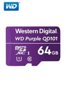 MICROSD PURPLE 64GB SC QD101 C