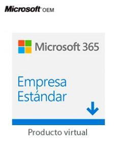 LICENCIAMIENTO VIRTUAL (ESD) MICROSOFT 365 BUSINESS STANDARD LICENCIA DE SUSCRIPC