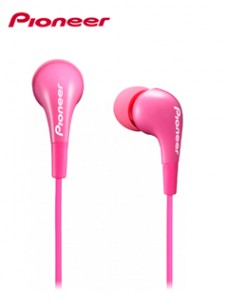 EARBUDS PIO SECL502 PINK