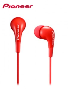EARBUDS PIO SECL502 RED