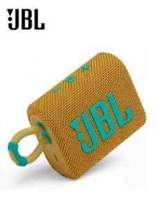 SPEAKER JBL GO 3 BLUETOOTH YEL