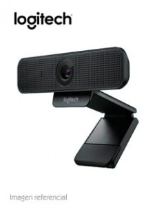 CÁMARA WEB LOGITECH C925E, HASTA 1080P HD, MICROFONO, USB 2.0, ENFOQUE AUTOMATICO.[