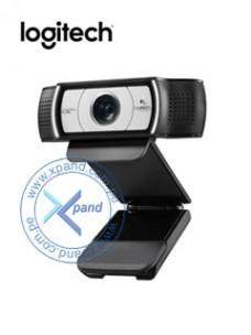 CÁMARA WEB LOGITECH C930E, HD 1080P, ZOOM DIGITAL4X, USB 2.0. MICRÓFONO DUAL ESTE