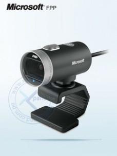 CAMARA DE VIDEOCONFERENCIA MICROSOFT LIFECAM CINEMA FOR BUSINESS, HD 720P, CMOS SENSO