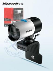 CAMARA DE VIDEOCONFERENCIA MICROSOFT LIFECAM STUDIO, FHD 1080P, CMOS SENSOR