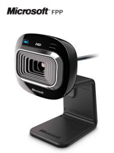 CAMARA DE VIDEOCONFERENCIA MICROSOFT LIFECAM HD-3000 FOR BUSINESS, HD 720P, CMOS SENS