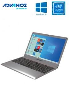 NOTEBOOK ADVANCE NV6650, 14.1 FHD, INTEL CELERONN3350 1.10GHZ, 4GB, 64GB EMMC. V