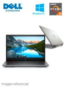 NOTEBOOK G5 15 5505 15.6 FHD, AMD RYZEN 5 4600H 3.00GHZ 8GB DDR4, 512GB M.2 SSD
