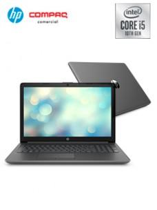 NOTEBOOK HP 15-DA2027LA 15.6 HD, CORE I5-10210U 1.60   4.20GHZ, 4GB DDR4, 256GB SSD