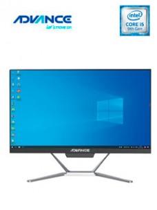 ALL-IN-ONE ADVANCE AIO AO4530, 23.8 IPS, INTEL I5-9400 2.90GHZ, 8GB DDR4, 500GB SATA