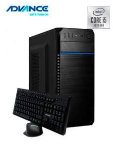 COMPUTADORA ADVANCE VISSION VO1087, INTEL CORE I5-10400 2.00GHZ, 8GB DDR4, 1TB SATA[