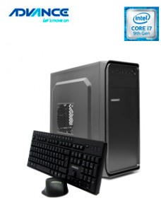 COMPUTADORA ADVANCE VISSION VO2012, INTEL CORE I7-9700 3.00GHZ, 8GB DDR4, 1TB SATA[