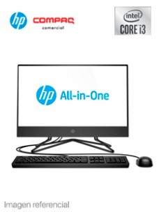 ALL-IN-ONE HP 200 G4 22, 21.5 WLED FHD, INTEL CORE I3-10110U 2.10GHZ 8GB DDR4, 1TB S